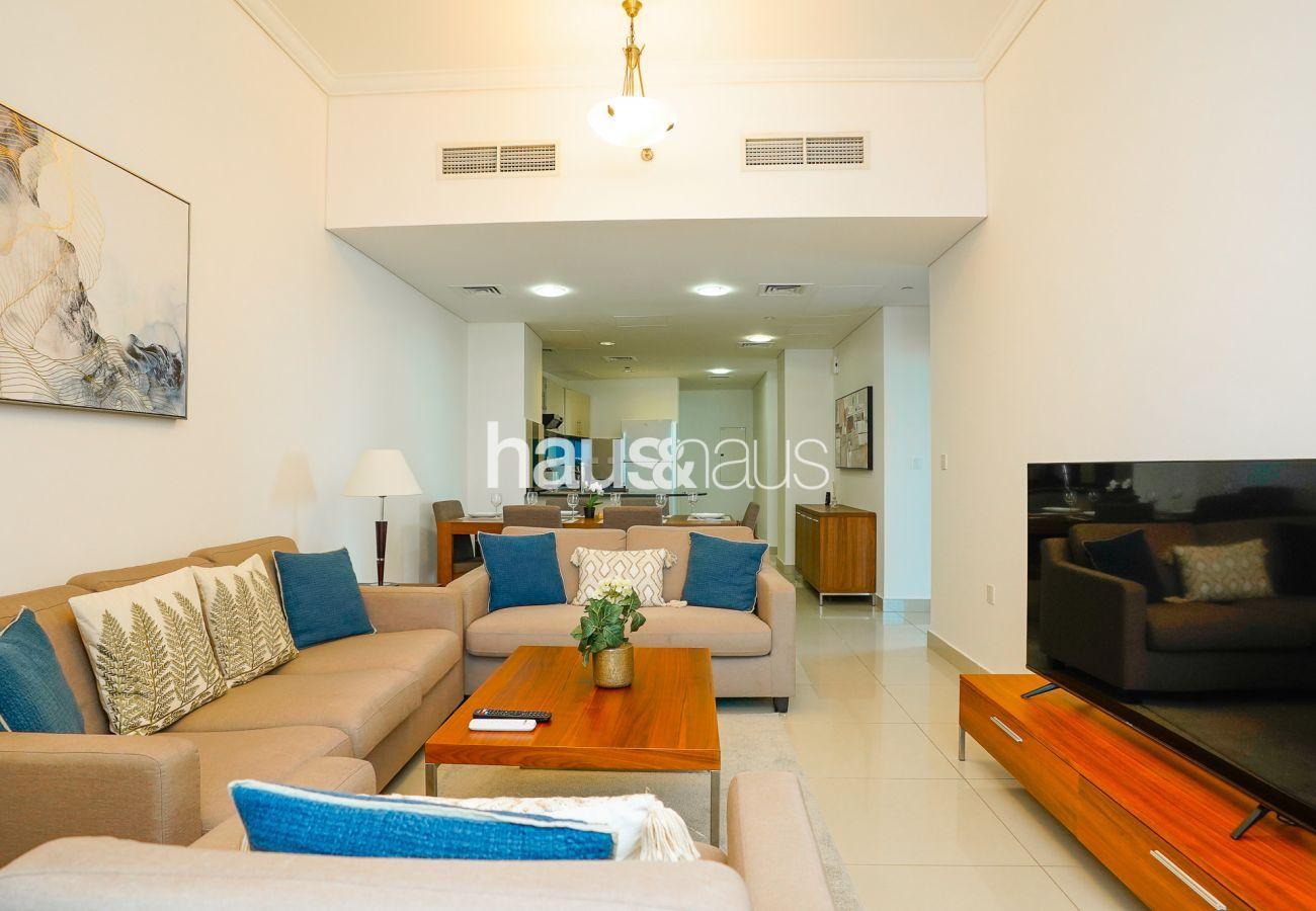 Apartment in Dubai - Tourist destination   Dubai eye   and Beach view